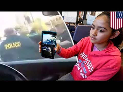 Undocumented immigrants: Crying girl, 13, films as ICE agents arrest her dad in LA - TomoNews