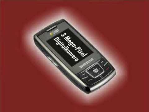 Samsung SGH D880 Dualsim