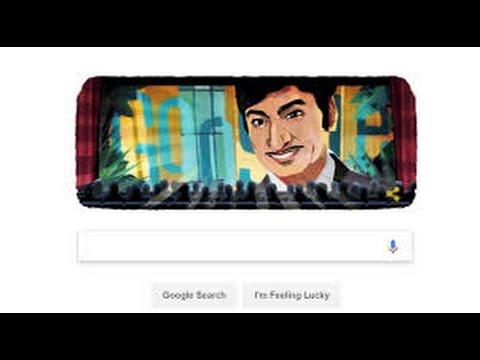 Google dedicates doodle to actor Rajkumar's 88th birth anniversary