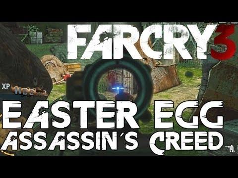 Far Cry 3: Easter Egg Assassin´s Creed + Verschollene ...