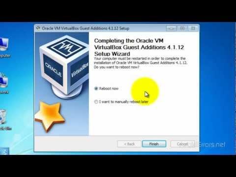 Enable Windows 7 Aero Effects Inside VirtualBox