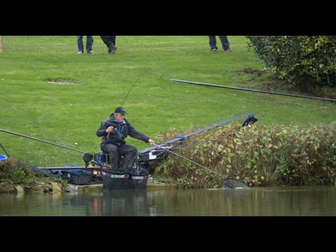 Parkdean Resorts Masters Final 2019 - Match Fishing - On The Bank