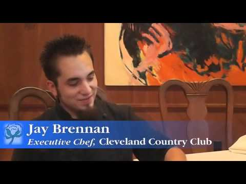 Cleveland Country Club - Executive Chef Jay Brennan
