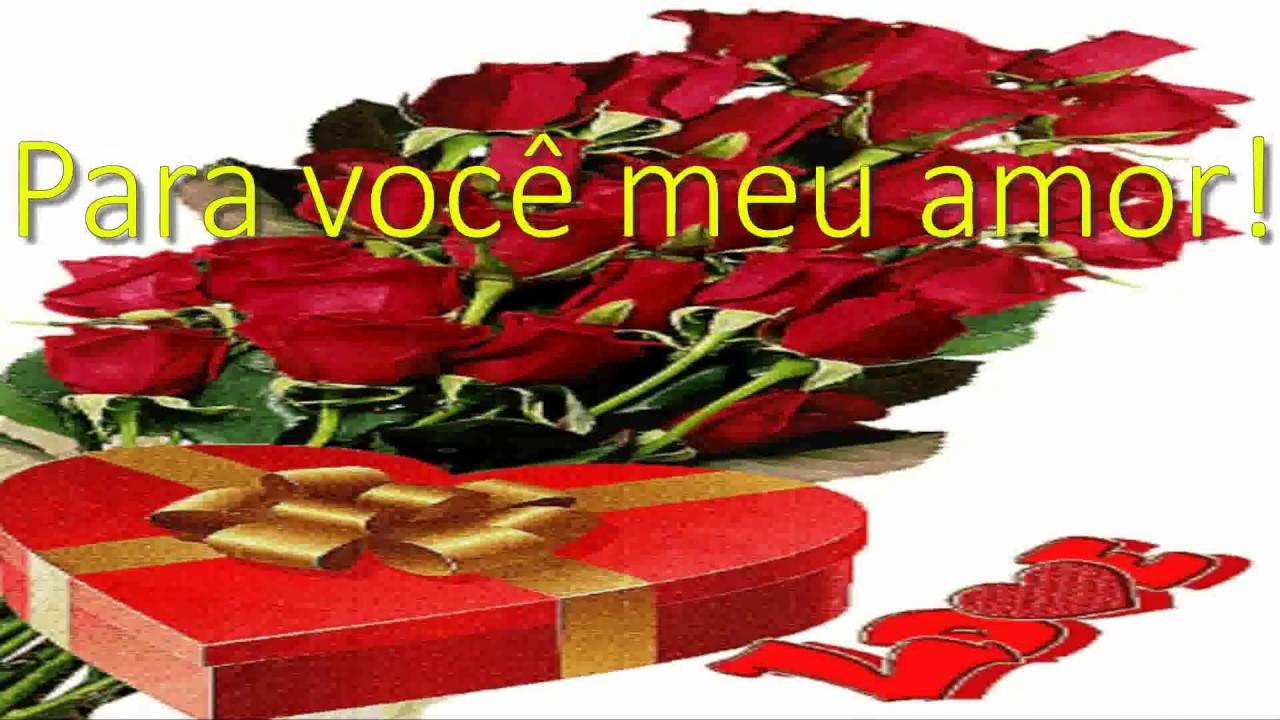 Bom Dia Meu Amor Linda Mensagem Romãntica Para Pessoa Amada Youtube