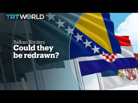 BALKANS BORDERS: Could they be redrawn?