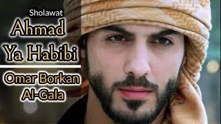 Lagu Ahmad Ya Habibi Omar Borkan Al Gala