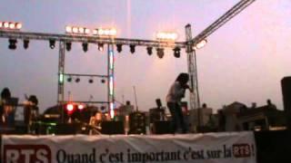 eydi en concert au foire international de dakar avec la rts