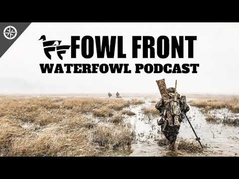 EP#27 The Last 25 Years Of Waterfowl Hunting With Jeff Stanfield