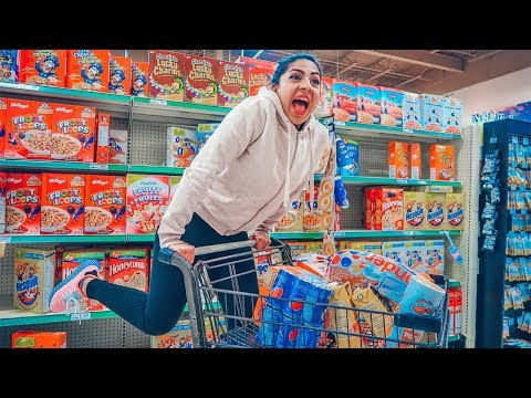 Types of People At The Grocery Store
