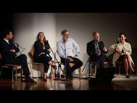 Symposium: González, Pedrosa, and Ostrander on Exhibitions
