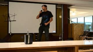 Hindi Karaoke Singing - Jis Gali Mein