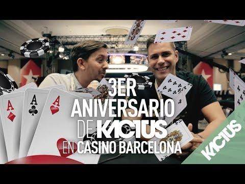 3er Aniversario de KACTUS en CASINO BARCELONA