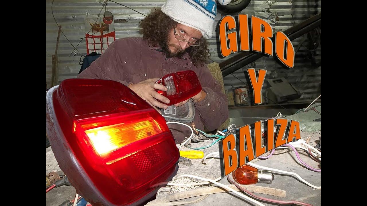 Tutorial separaci n el ctrica de luces traseras ford for Cambiar instalacion electrica antigua precio