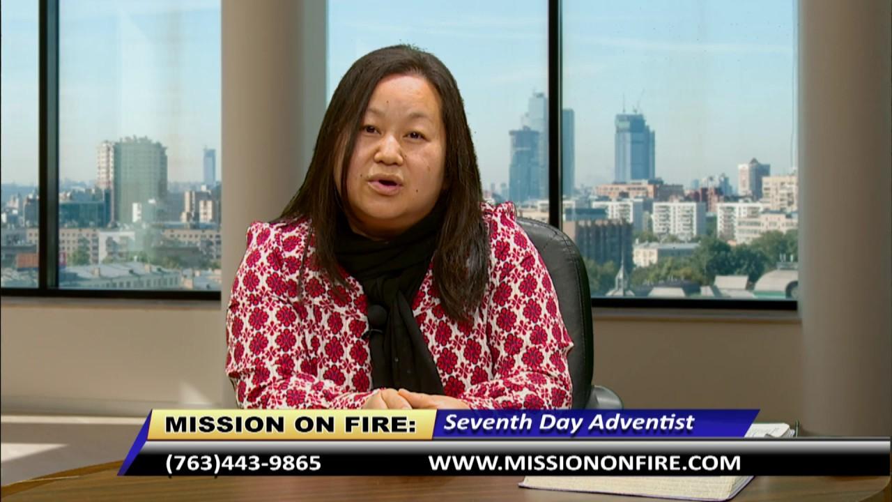 MISSION ON FIRE: Cog ruaj ntawm Vajtswv with Michelle Lee.