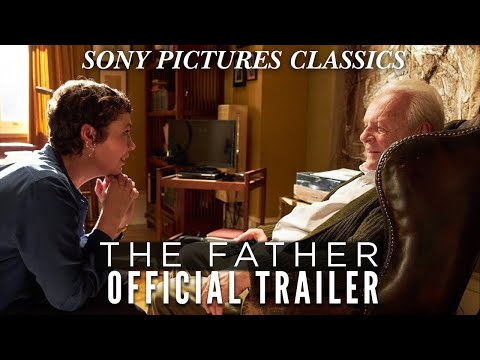 THE FATHER   Official Trailer (2020)