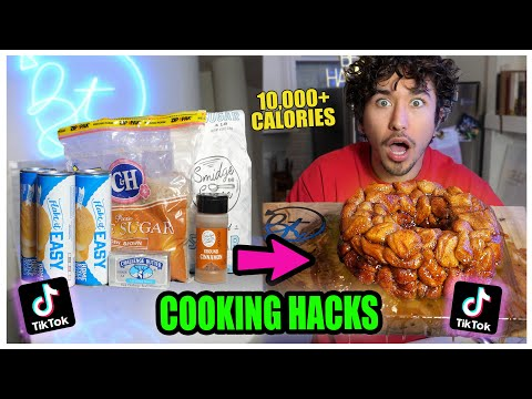 we-tasted-viral-tiktok-cooking-life-hacks...-(cinnamon-bun-cake?!)-*part-10*