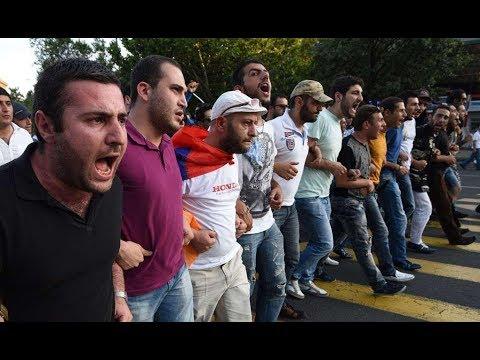 Армения: анатомия протеста. Семён Уралов