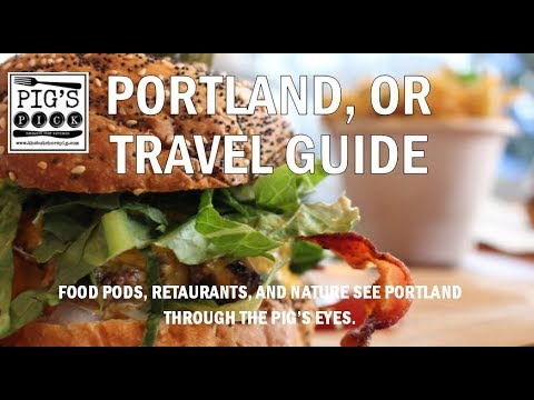 Portland, Oregon Travel Guide