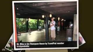 Jim Thompson House - Bangkok, Thailand