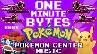 Pokemon Center Music - One Minute Bytes #3 (The 8-Bit Big Band)