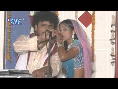 भोजपुरी मुक़ाबला 2014 | Atom Bam Muqabala | Arvind Singh Abhiyanta - Kamal Vas Kuwar | Dance