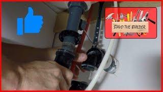 COMO DESTAPAR Y LIMPIAR EL DESAGÜE DE UN LAVAMANOS - Cleaning sink drain