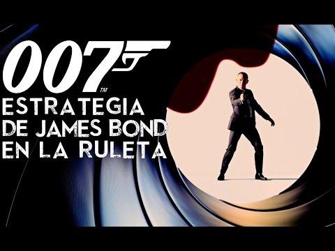 Estrategia de James Bond en la Ruleta