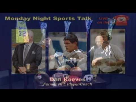 Dan Reeves - Former NFL Player/Coach