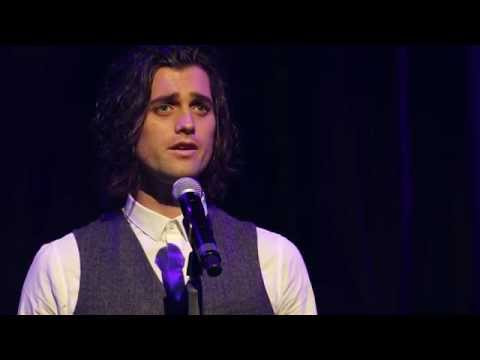 Bradley Jaden sings 'Again' at the Hippodrome on September 14th, 2015