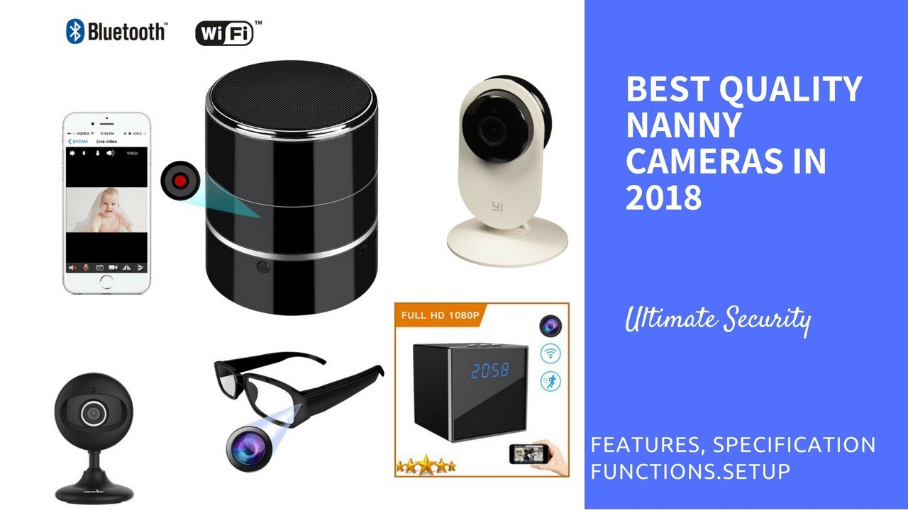 Best Hidden Wifi Camera | Top Security With Amazing Video