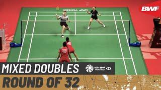 TOYOTA Thailand Open | Day 2: Gicquel/Delrue (FRA) vs. Jordan/Oktavianti (INA) [2]
