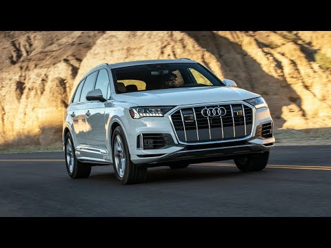 AWESOME! AUDI Q7 2020 REVIEW