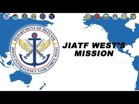Trailer of JIATF West