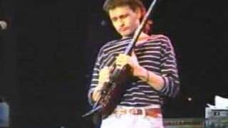 Chris Standring live 1991 at Musician