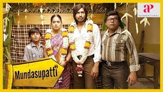 Mundasupatti Movie Climax | Vishnu Vishal and Nandita get married | Ramdoss | Kaali Venkat