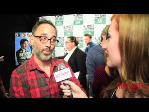 David Wain at the Premiere of Matt Walsh