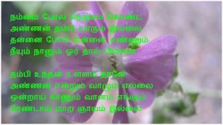 Then Madurai Vaigai Nadhi - Dharmathin Thalaivan (Karaoke)