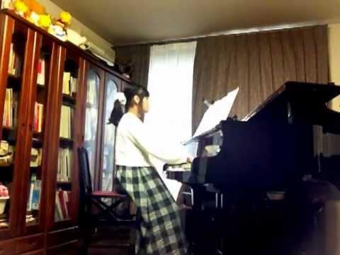しあわせ運べるようにピアノソロ  臼井真作曲  川上昌裕編曲