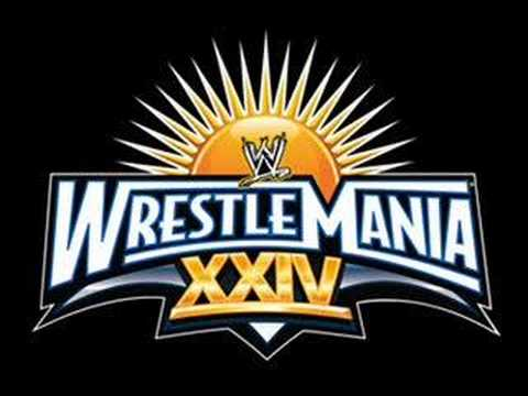 WWE: WrestleMania 24  Theme Sg #1