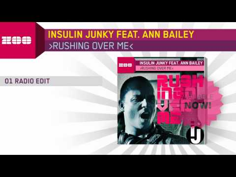 Insulin Junky feat. Ann Bailey - Rushing Over Me