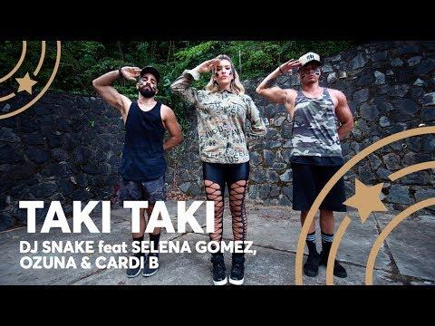 Taki taki - Dj Snake ft Selena Gomez Ozuna & Cardi B - Lore Improta  Coreografia