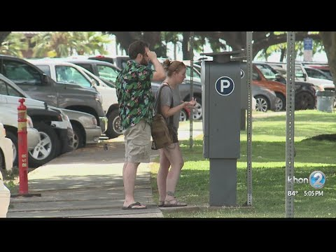 Proposal aims to increase rates at Honolulu Zoo parking lot