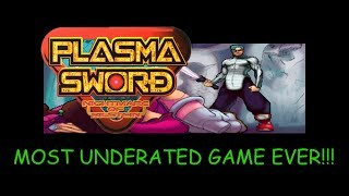 TheDarkAce Plays: Plasma Sword (Arcade) B. Hayato | MOST UNDERRATED GAME EVER!!!