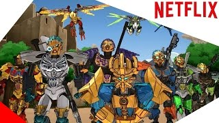 Netflix - LEGO Bionicle: The Journey to One - Trailer e02