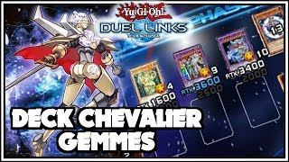 Deck Chevalier Gemmes | Yu-Gi-Oh Duel Links FR