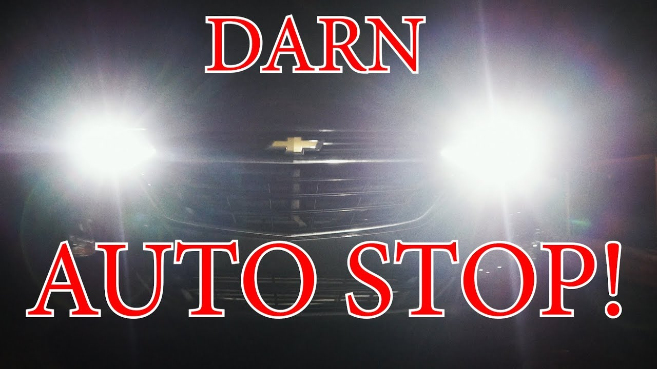 How To Disable Auto Stop