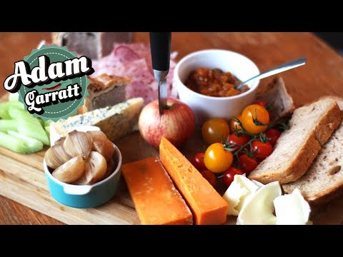 How to make a proper ploughman's lunch | British recipes