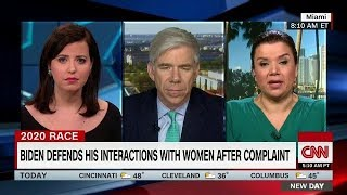 Ana Navarro Defends Joe Biden… Because… Orange Man Bad
