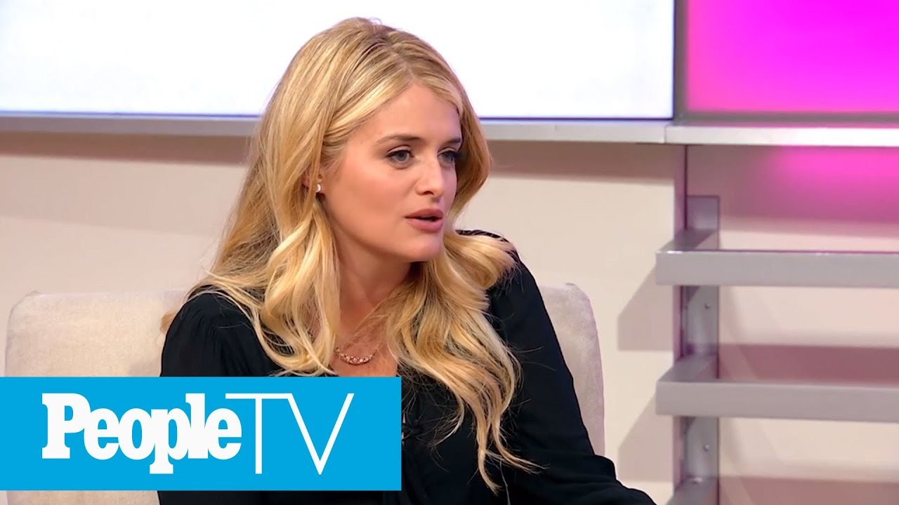 Daphne Oz Discusses Being On Social Media As A Mom & Dealing With Mom  Shaming | PeopleTV