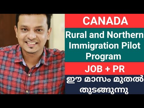 Rural And Northern Immigration Pilot Program Canada Opening This Month